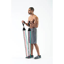 Black Mountain Products Resistance Band Set