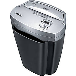 Fellowes Powershred W11C Cross Cut Paper