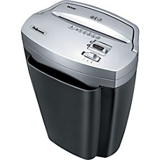 Fellowes Powershred W11C Cross Cut Shredder