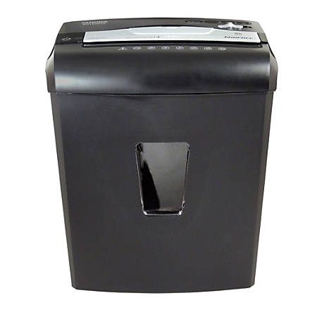 Aurora Jam Free AU1040XA 10 Sheet Cross-Cut Shredder