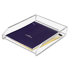 Kantek Single Letter Tray 2 12