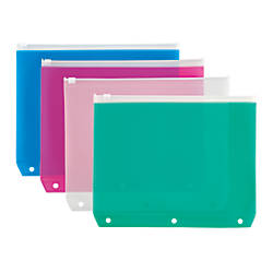 Office Depot Brand Transparent Binder Pocket