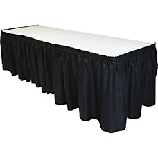 Tablemate Disposable Tableskirt 29 Length x