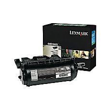 Lexmark 64415XA Return Program Extra High