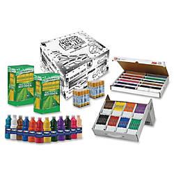 Prang Power Teacher Supply Kit ClassRoom