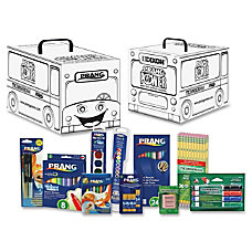 Prang Power Classroom Art Supply Kit