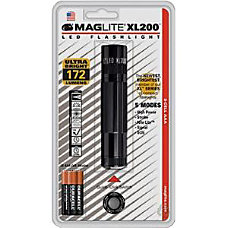 Mag Lite XL200 LED 3 Cell
