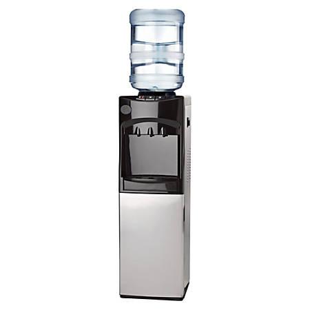 Genuine Joe Hotcold Cabinet Freestanding Water