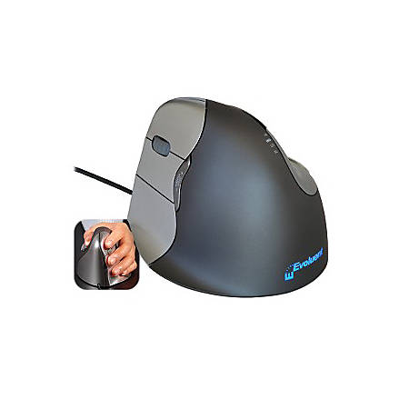 Evoluent VerticalMouse 4 Left Mouse