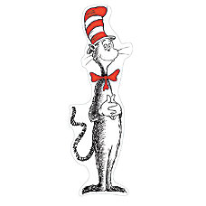 Eureka Giant Cat In The Hat