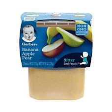 Gerber 2nd Foods Banana Apple Pear