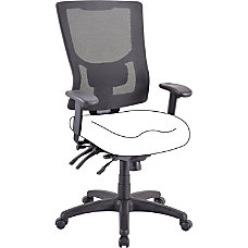 Lorell Conjure Executive High Back Mesh