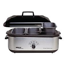 Nesco Roaster Buffet Server Pans