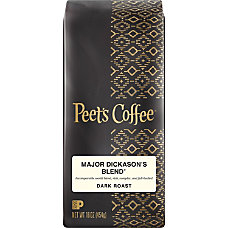 Peets Coffee Tea Major Dickasons Ground