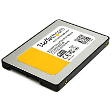 StarTechcom M2 SSD to 25in SATA