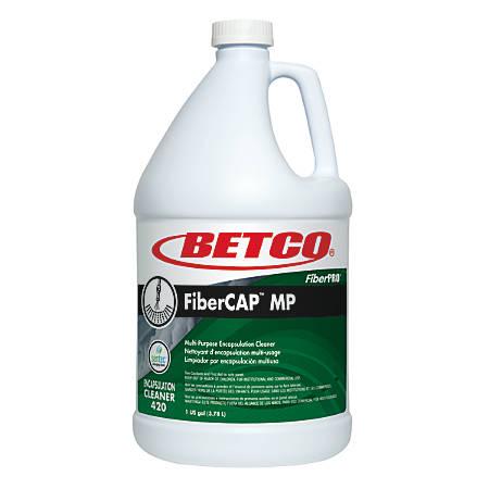 Betco® FiberCAP™ MP Carpet Cleaner, 128 Oz, Case Of 4