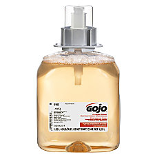 GOJO Antibacterial Foaming Soap Refill For