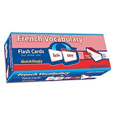 QuickStudy Flash Cards 4 x 3