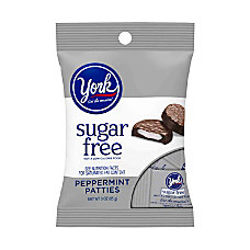 YORK Peppermint Pattie Miniatures Peg Bag