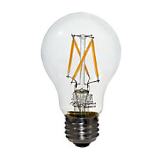 Euri A19 Clear Glass LED Filament