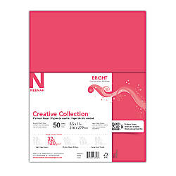 Bright Color Paper Neenah Brights Letter
