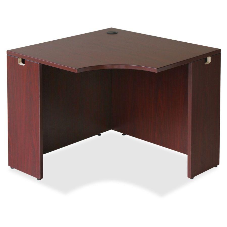 Executive Desks mahogany at Office Depot