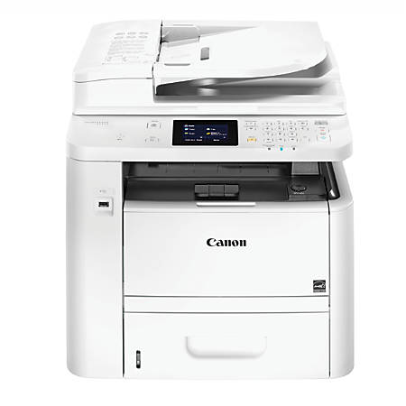 Canon imageCLASS® D1550 Wireless Monochrome Laser All-In-One Printer, Copier, Scanner, Fax