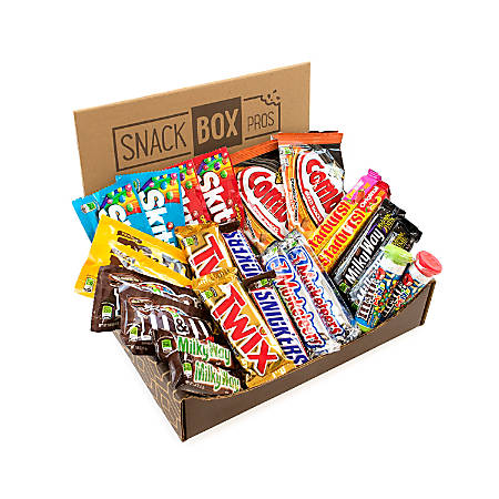 Snack Box Pros MARS Favorites Snack Box
