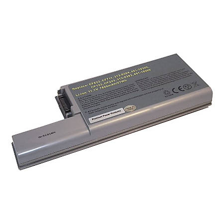eReplacements Li-ion Battery for Dell Laptops