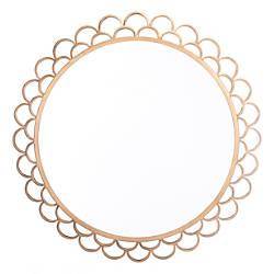 Zuo Modern Rani Circular Mirror Large
