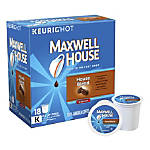 Maxwell House® House Blend K-Cups®, 4 Oz, Pack Of 18
