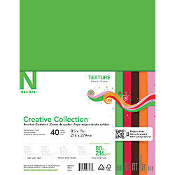 Neenah Creative Collection Textured Cover Paper