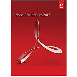 Adobe Acrobat Pro 2017 Mac Download