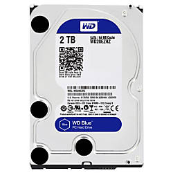 WD Blue 2TB 35 Internal Hard