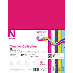 Neenah Creative Collection Textured Paper Letter