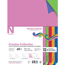Neenah Creative Collection Double Color Textured