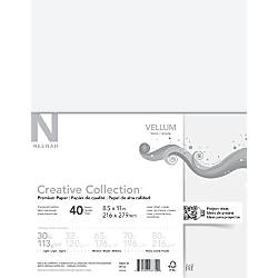 Neenah Creative Collection Specialty Paper Vellum
