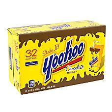 Yoohoo Chocolate Drinks 65 Oz Pack