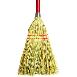 Genuine Joe Lobby Toy Broom 34