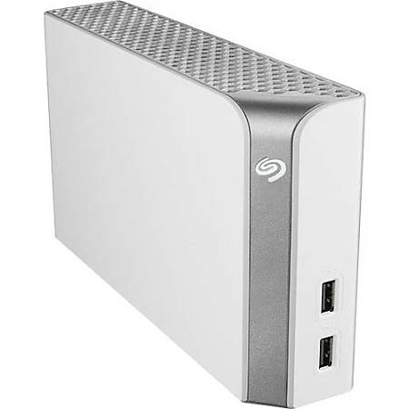 Seagate Backup Plus Hub STEM8000400 8 TB Hard Drive - External - USB 3.0 - Retail