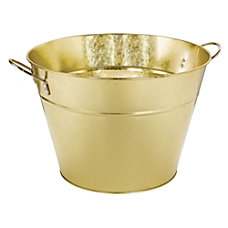 Amscan Metal Party Tub 10 14