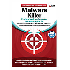 Iolo Technologies Malware Killer Traditional Disc
