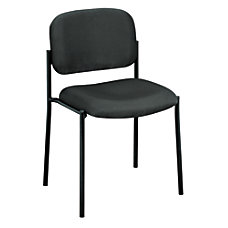 HON Fabric Stacking Guest Chair With