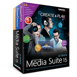 CyberLink Media Suite 15 Ultimate Download