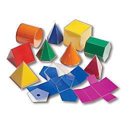 Learning Advantage Folding 3 D GeoFigures