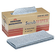 SKILCRAFT ScrubWipes Heavy Duty Wipers 11