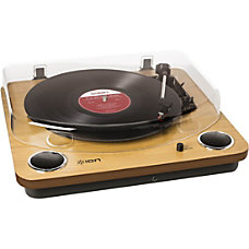 ION Max LP Conversion Turntable with