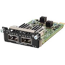 HPE Aruba 3810M 2QSFP 40GbE Module