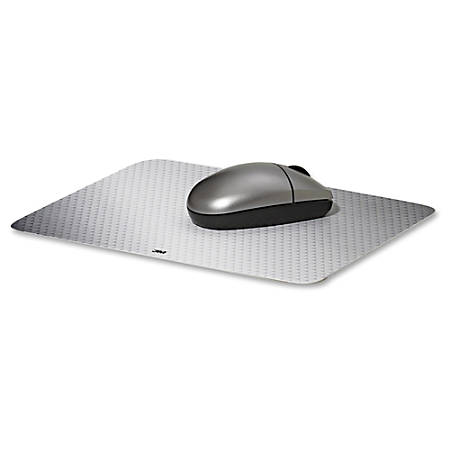 3M Precise™ Battery-Saving Mousing Surface, Silver
