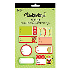 Sandylion Holiday Gift Tag Pads ST5213